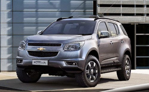 Harga Mobil Chevrolet Trailblazer