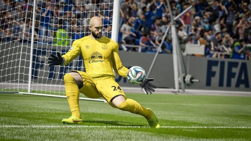 FIFA 15 - Daha Gerçekçi Yeni Nesil Kaleciler