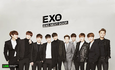 Sinopsis Drama Korea Exo Next Door Episode 1-Tamat