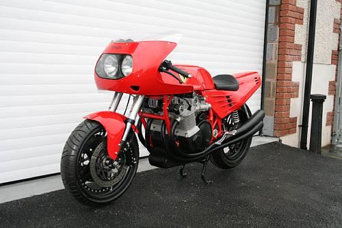Ferrari 900 Dohc