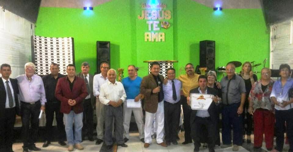 Prensa Municipalidad Jos C Paz Reconocimiento A