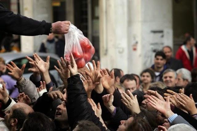 ΕΚΘΕΣΗ  ΤΟΥ ΓΡΑΦΕΙΟΥ ΤΗΣ ΒΟΥΛΗΣ Χειρότερη και από την Τουρκία η φτώχεια στην Ελλάδα!