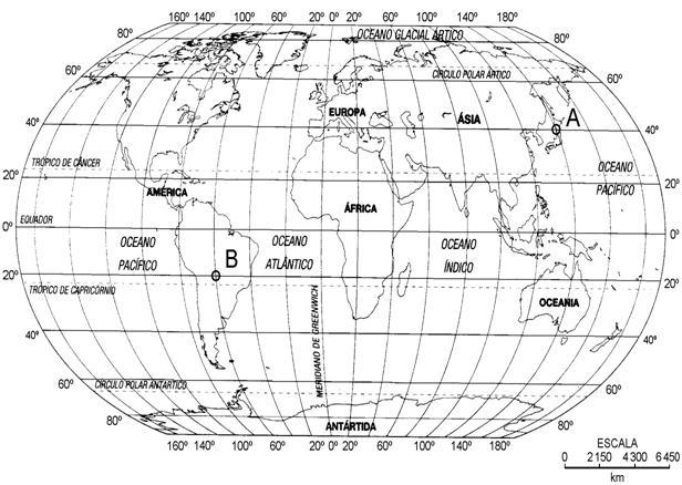 Exerccios  Novamente Geografando