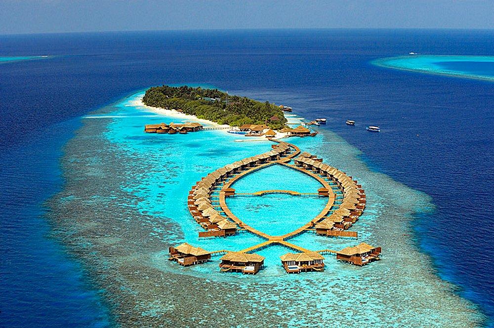 Maldives Islands Lily Beach
