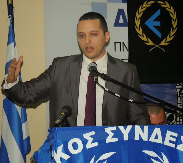 Ηλίας Κασιδιάρης: Αντισταθείτε στα πολιτικά σκουπίδια - ΒΙΝΤΕΟ