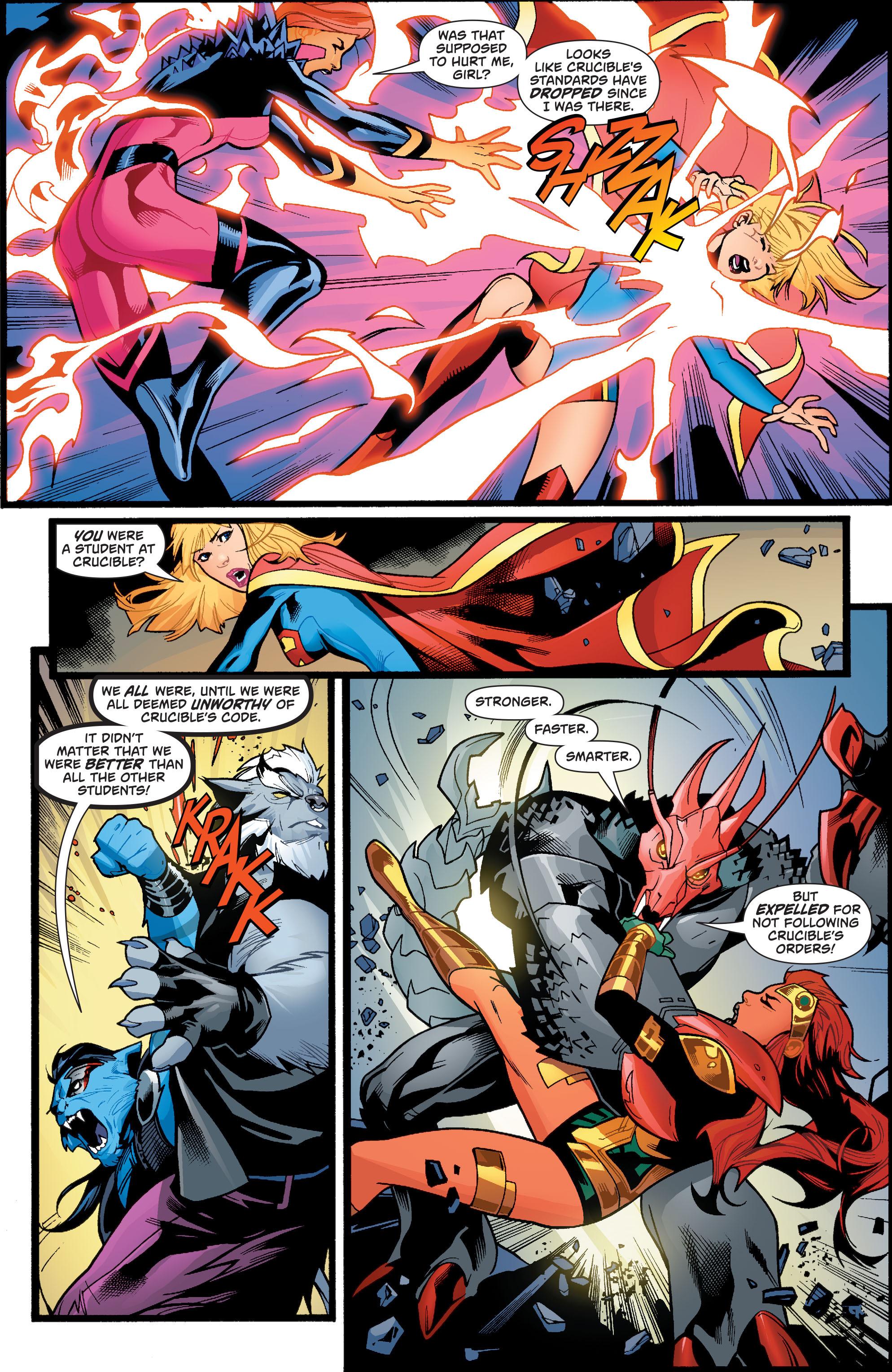 Supergirl (2011) Issue #38 #40 - English 4