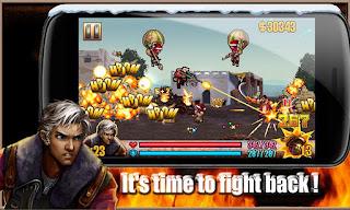 Assaulter v1.08.01 APK: game bắn súng giống chiến binh thép cực hay (hack tiền không cần root)