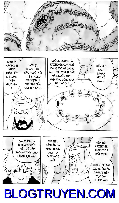 Naruto chap 266 Trang 6 - Mangak.info