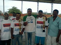 TORNEIO INTERMUNICIPAL DE DOMINÓ 2011.