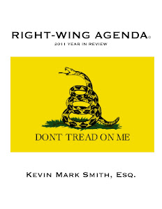 BUY RIGHT-WING AGENDA: 2011 YEAR IN REVIEW! Kindle version now available for $1.49!