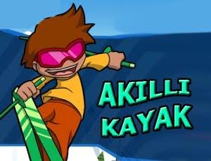 Akıllı Kayak Oyunu