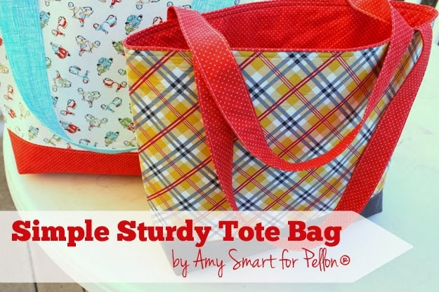 Simple Sturdy Tote Bag
