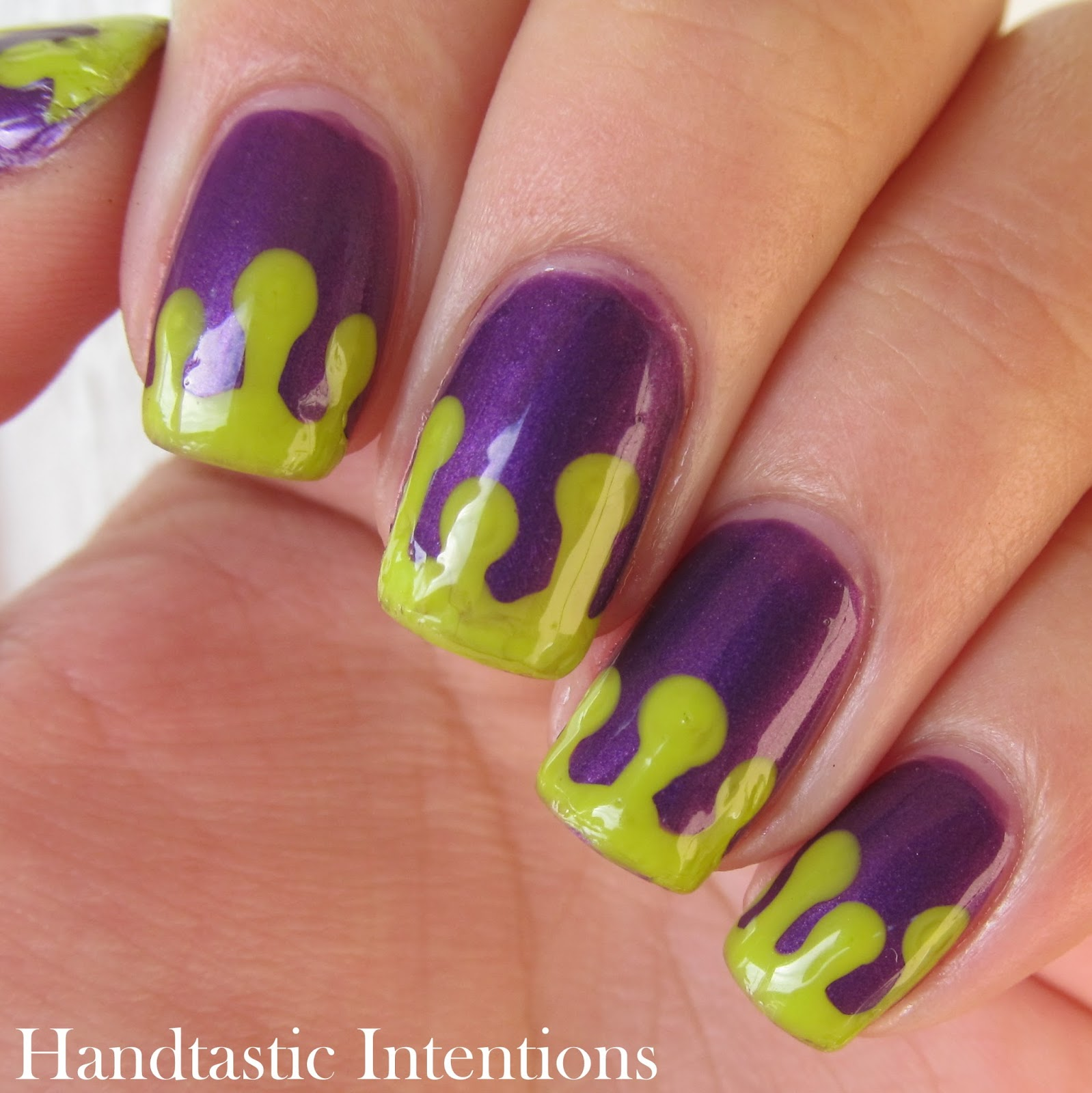 Frankenstein-Nail-Art-1