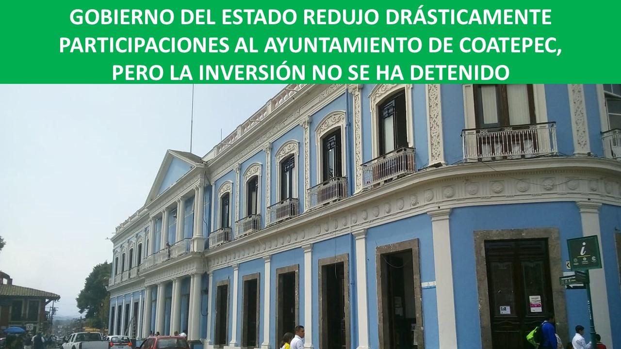 INVERSIÓN NO SE HA DETENIDO