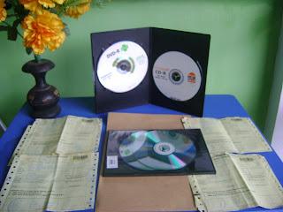 Paket Siap Antar dan Bukti Pengiriman Via Pos Kilat