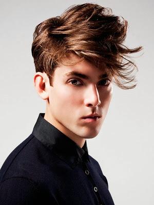 Gaya Rambut 2014 Untuk Pria