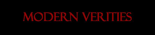 Modern Verities