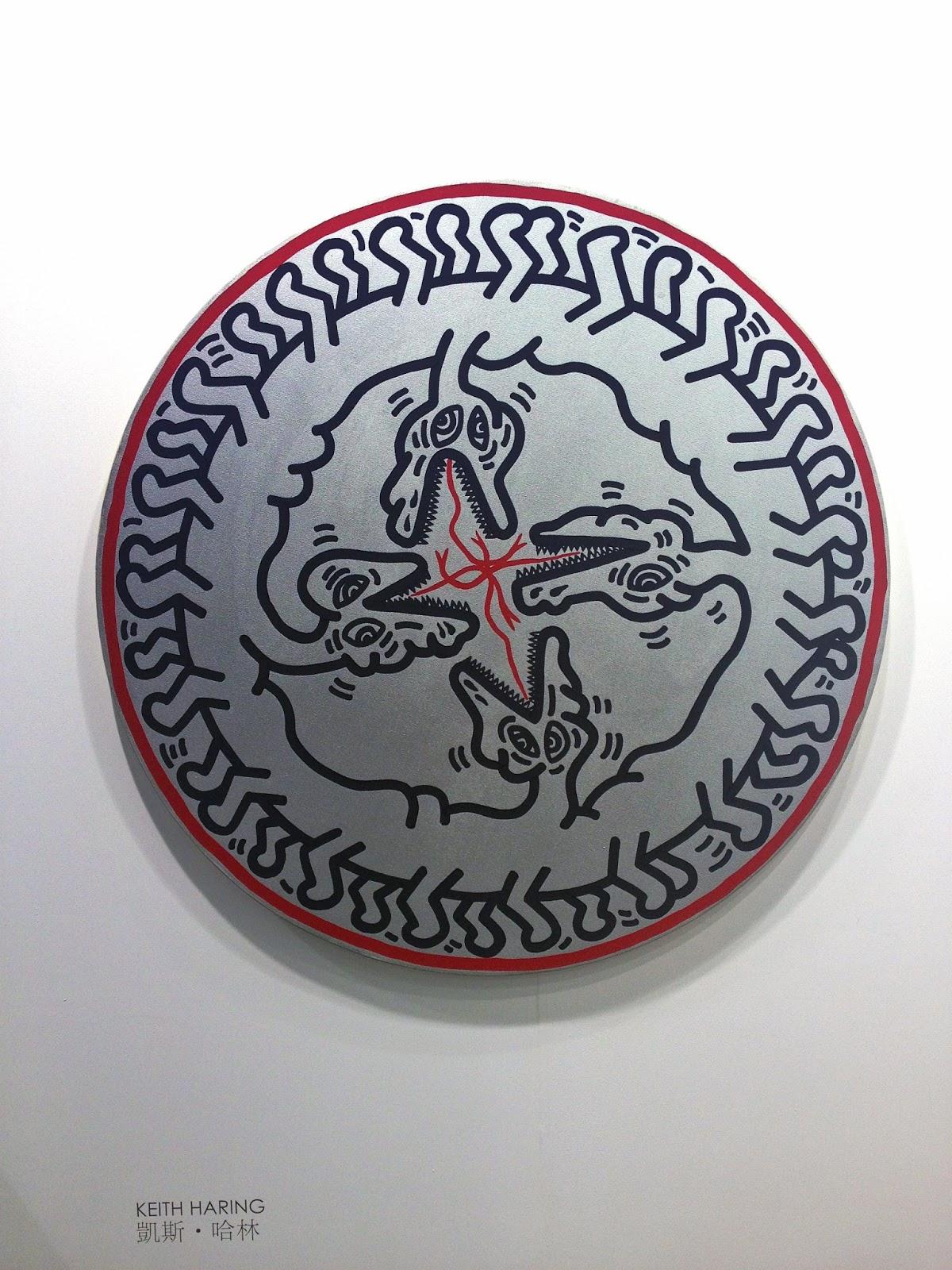 yiweilim, yi wei lim, yiwei lim, keith haring, keith haring art, art basel, art basel hong kong, art basel hk, hk art