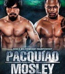 Pacquiao vs Mosley