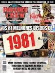 Roadie Especial (81 melhores discos de 1981)