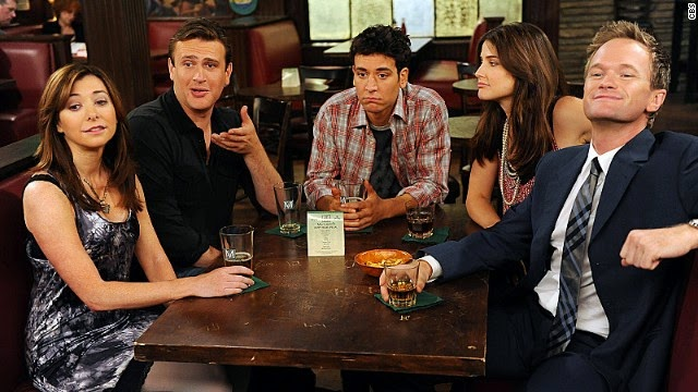"""How I Met Your Mother"" Done, How I Met Your Mother. How I Met Your Mother over"