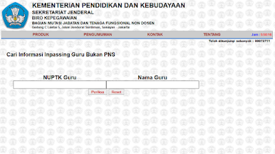 Cara Mudah Cek SK Inpassing Guru Non PNS