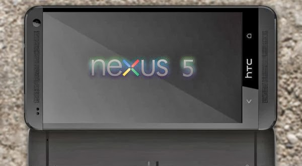 Nexus 5 Hadirkan Layar 4.95 Inci Beresolusi 1080p