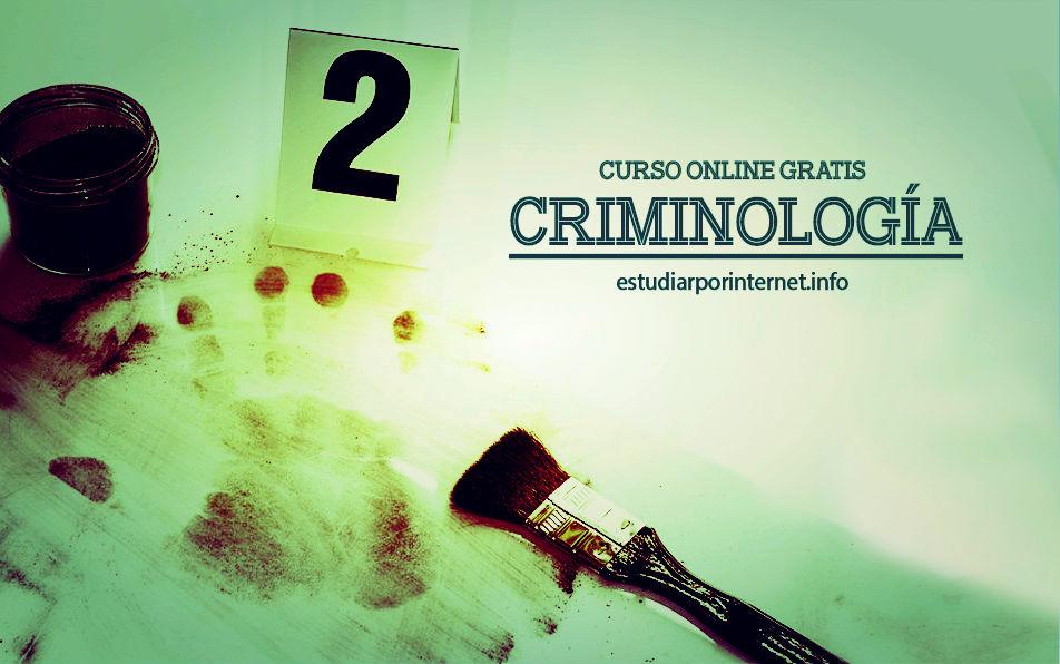 Curso online gratis sobre criminolog a estudiar por internet for Curso de interiorismo online gratis