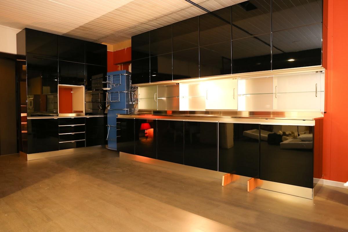 L 39 ellisse vintage cucine - Cappa cucina nera ...