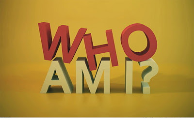 WHO AM I - 3D graphic - 3d art