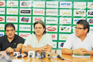 Oriente Petrolero - Jose Ernesto Álvarez - Richard Méndez - DaleOoo.com página del Club Oriente Petrolero