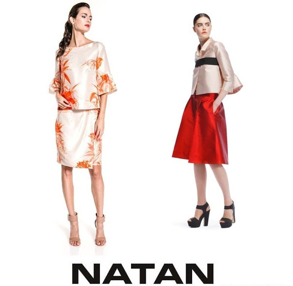 Queen Maxim's NATAN Outfit