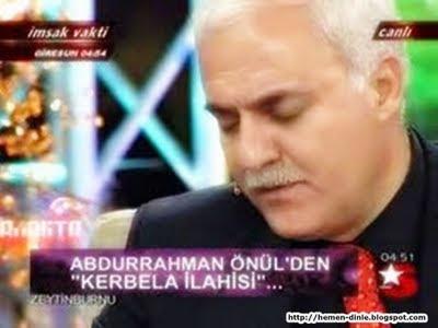 Abdurrahman Önül Doldur Sofi Sözleri  Secdem