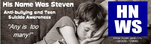 His Name Was Steven