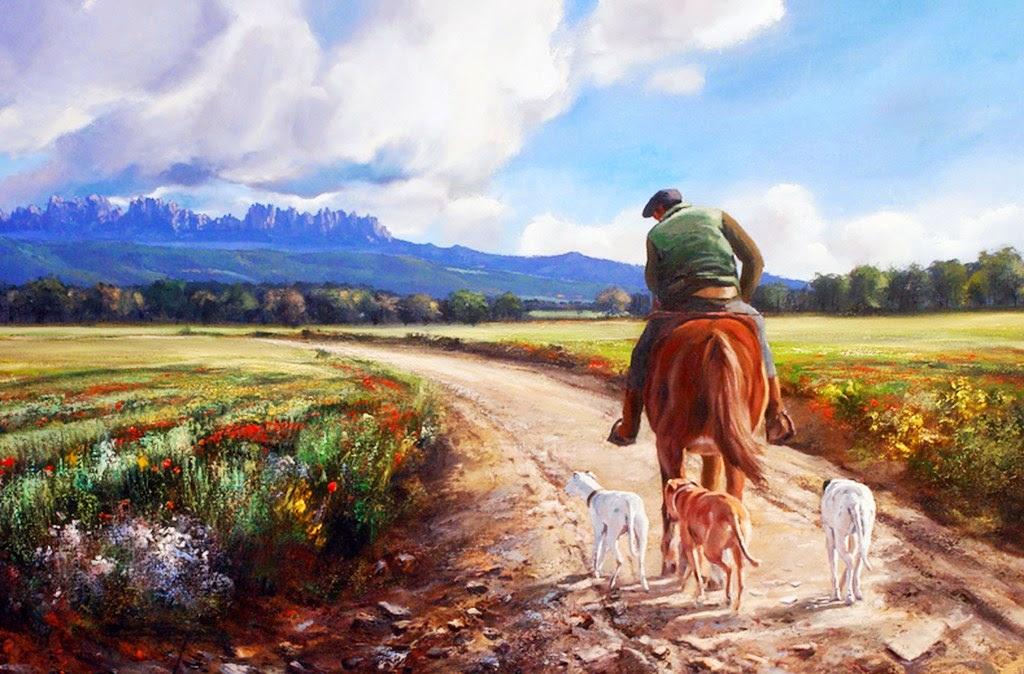 pinturas-decorativas-de-paisajes-al-oleo