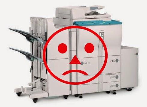 Cara Mengatasi Mesin Fotocopy Mati Total