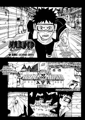 Baca Komik Naruto 599 Online Bahasa Indonesia