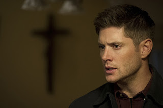 "Jensen Ackles as Dean Winchester in Supernatural 11x02 ""Form and Void"""