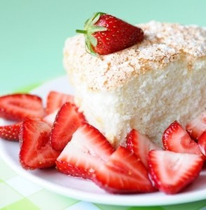Receita de Angel Food Cake