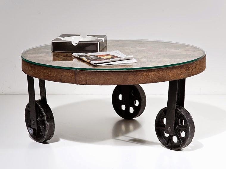 http://www.portobellostreet.es/mueble/15594/Mesa-de-Centro-redonda-Vintage-Memory