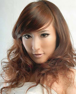 Asian Hairstyles - Asian Girls Hairstyle Ideas