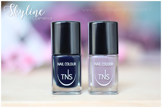 TNS Cosmetics - Skyline Collection
