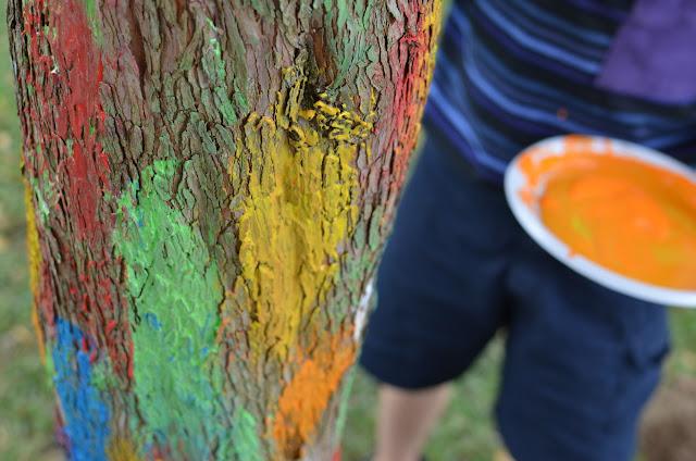 Coloreando árboles