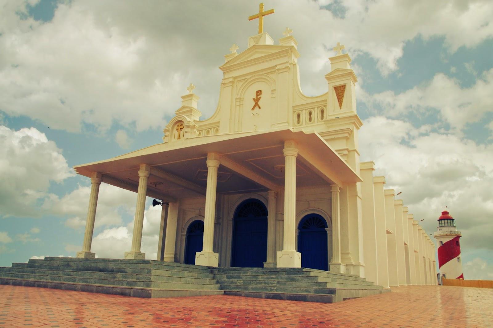 Holy Cross Church Manapad