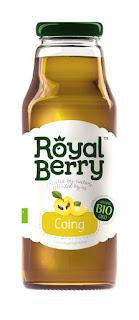 jus de coing bio - Royal Berry