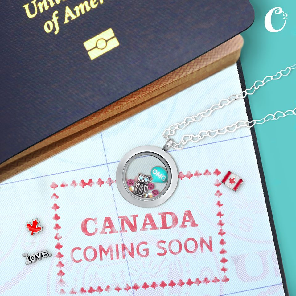 Origami Owl is Coming to Canada! Get the details at StoriedCharms.com to buy or to start your own Origami Owl business!
