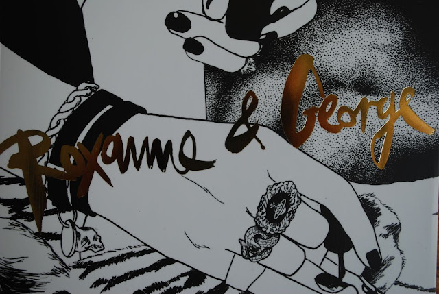 Graphic Novel - Roxanne & George
