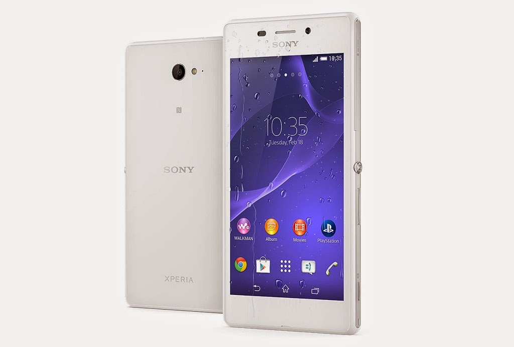 Xperia M4 Aqua Set TO Be Announced At MWC Alongside Z4 Tablet