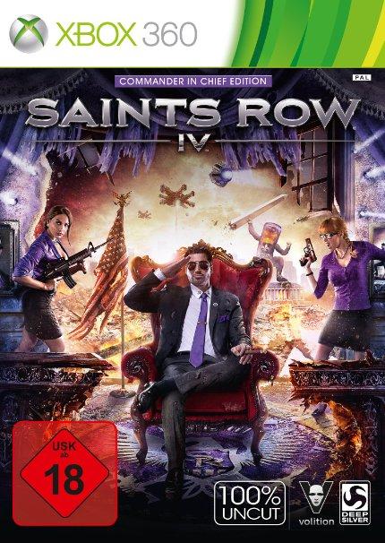 Saints Row IV XBOX360 free download