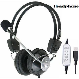 Gambar Headphone